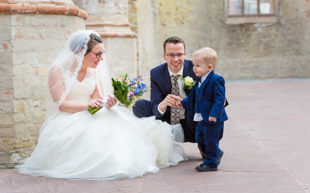 Trouwen in Friesland – Arthur & Hilda