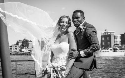 Congolees-Nederlandse Bruiloft  – Ramazani & Sanne Marijn